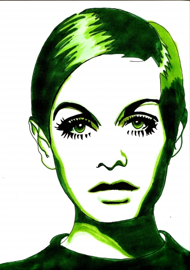 Twiggy by HelenaFan